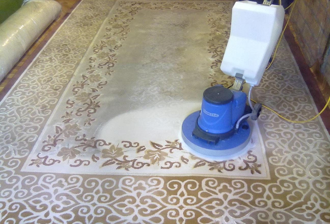 бизнес-идея чистки ковров