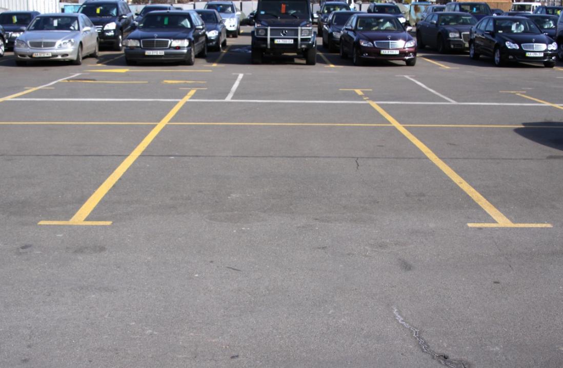 бізнес на організації паркувальних місць
