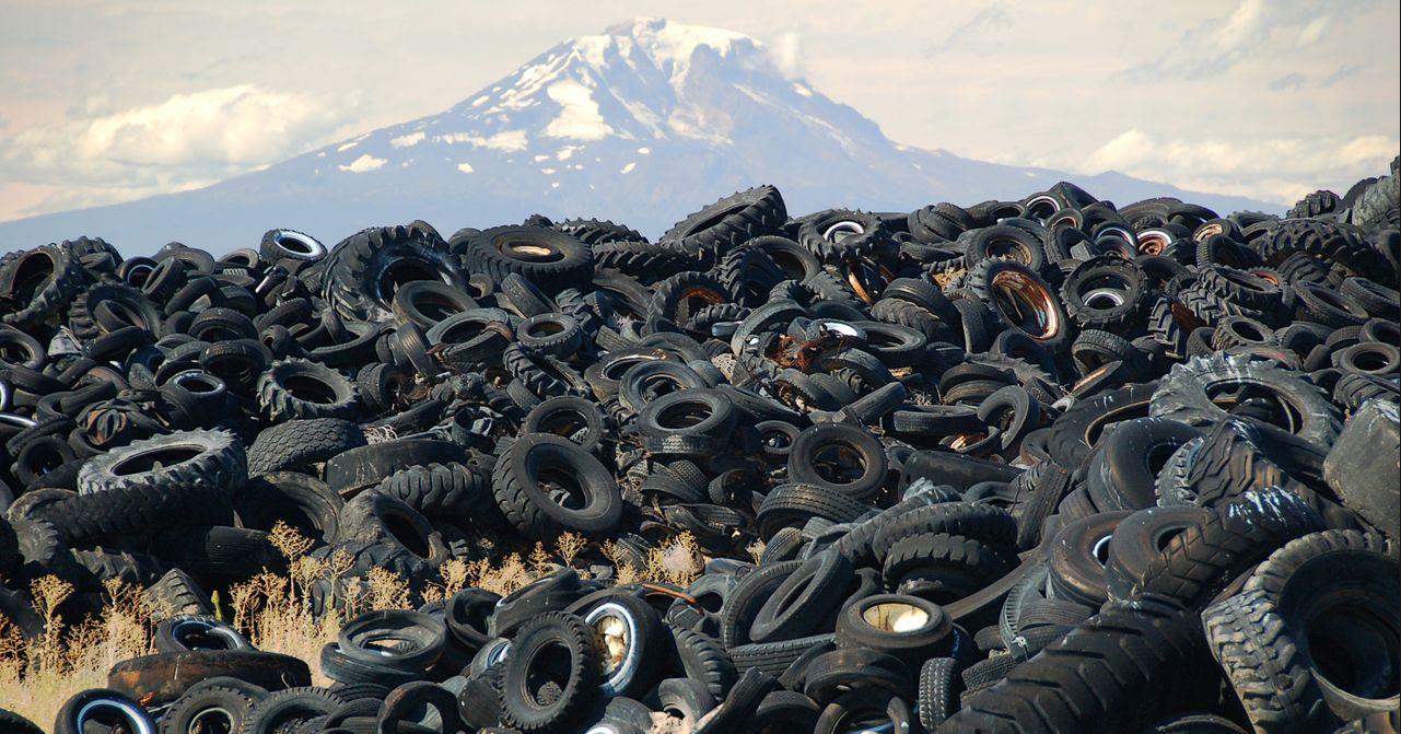 бізнес з переробки автомобільних шин