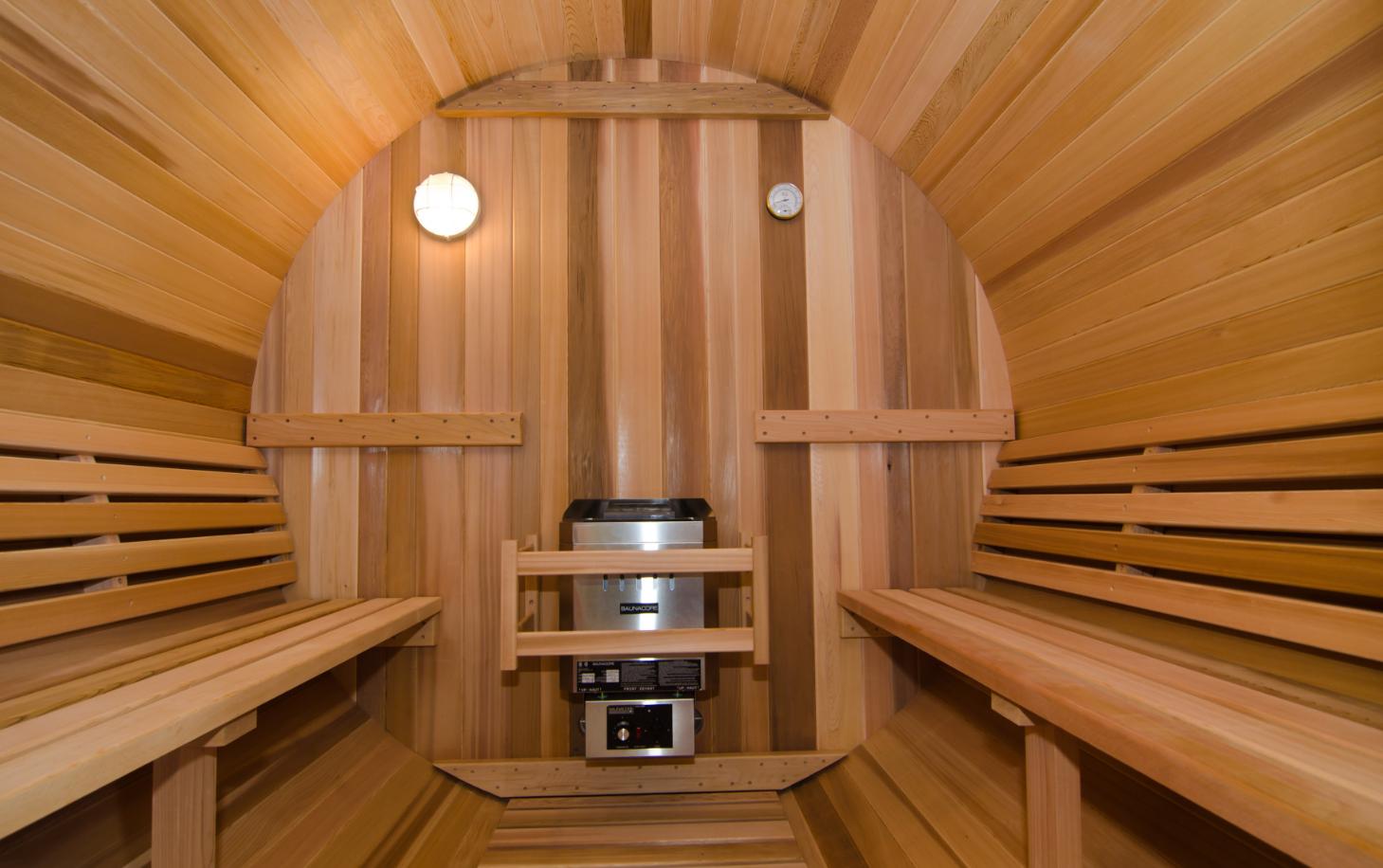 идея своего бизнеса - баня на колесах внутренняя отделка