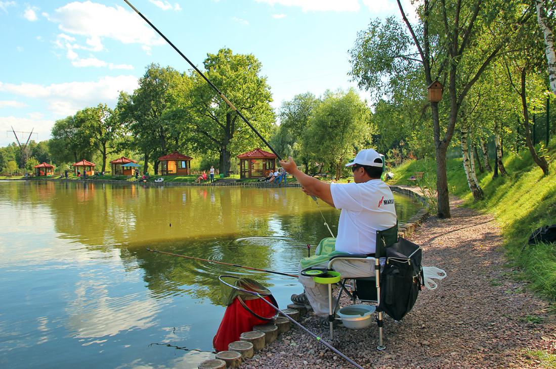 як організувати бізнес на платній риболовлі