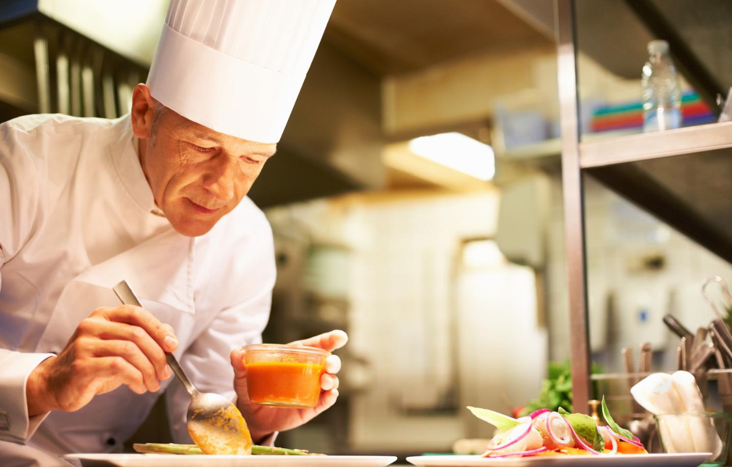 як організувати бізнес на наданні послуг кухаря консультанта