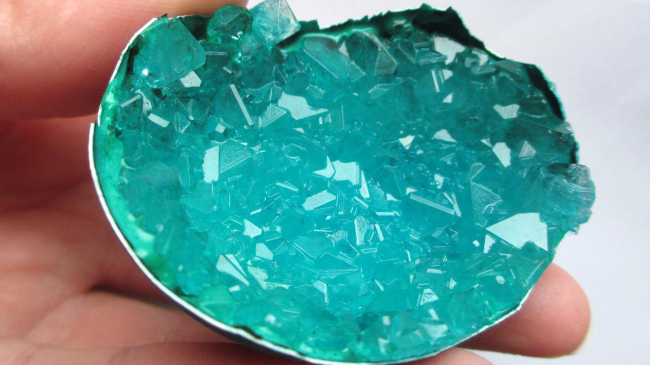 Как организовать бизнес по выращиванию кристаллов