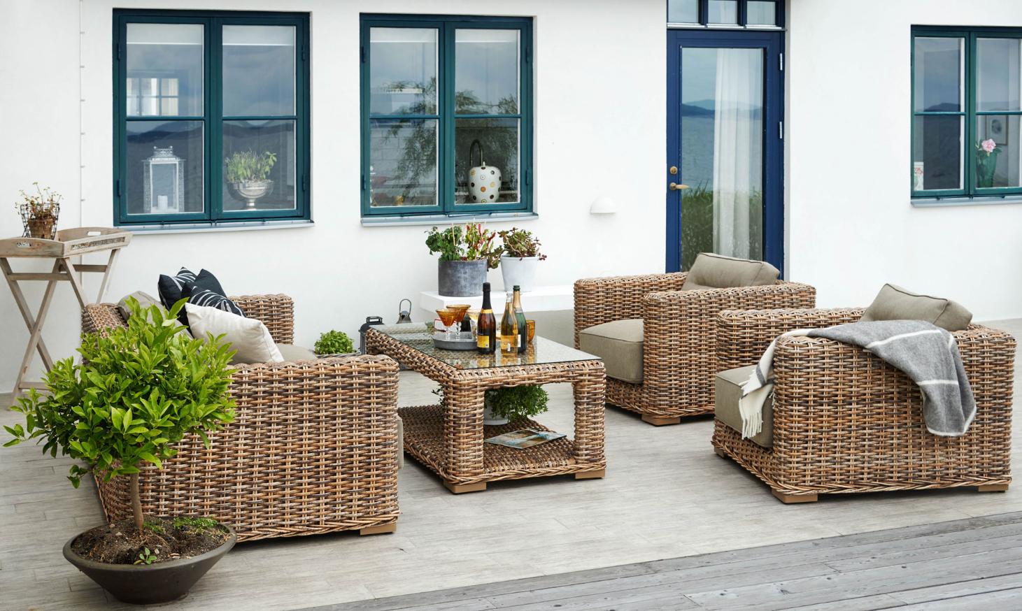 Бизнес-идея изготовления мебели из ротанга