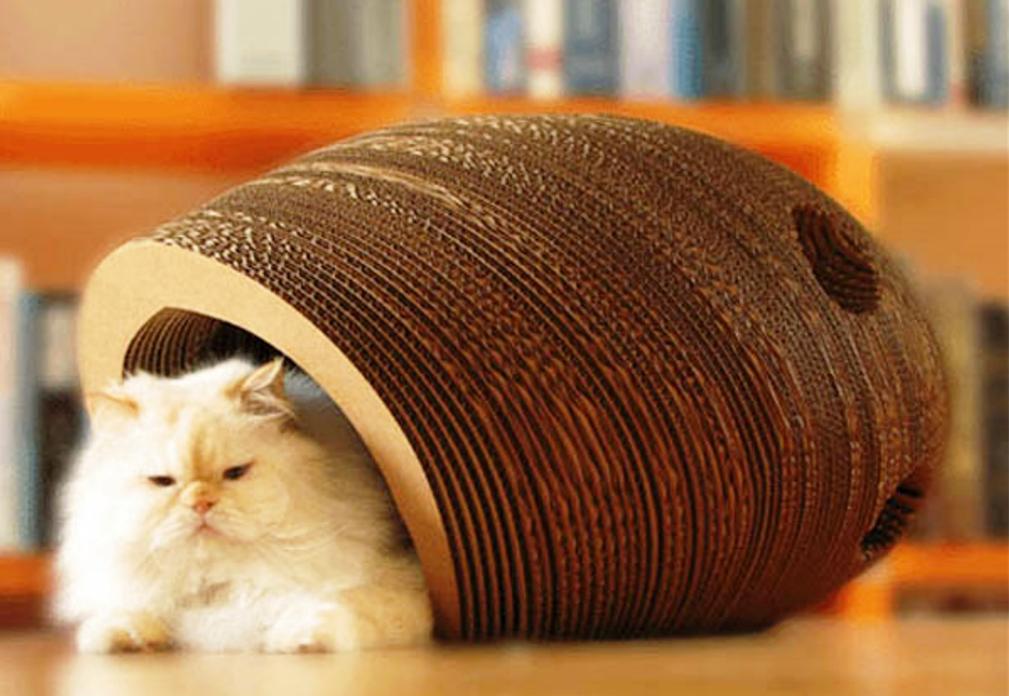як організувати бізнес з виготовлення меблів з картону