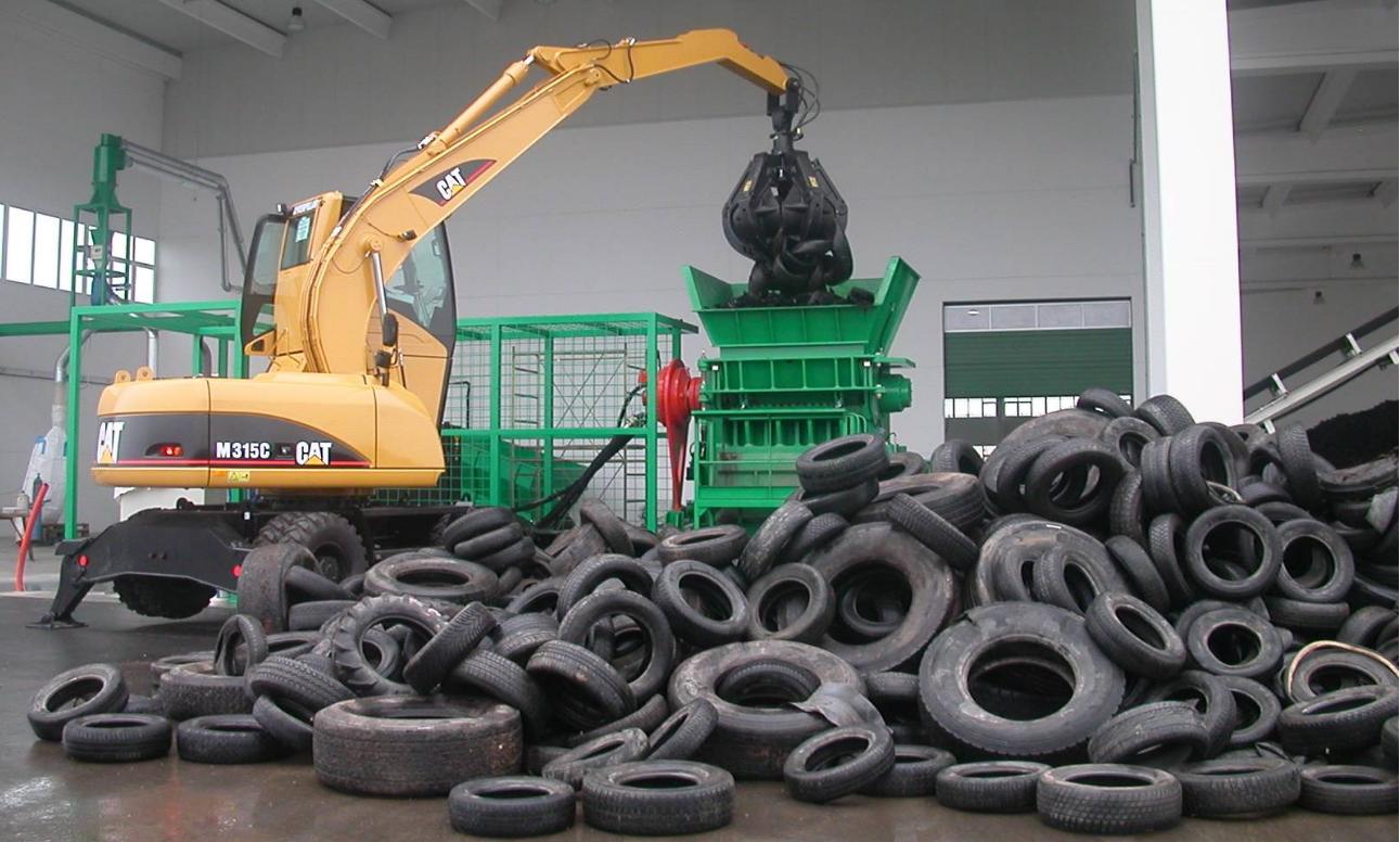 как организовать бизнес по переработке шин