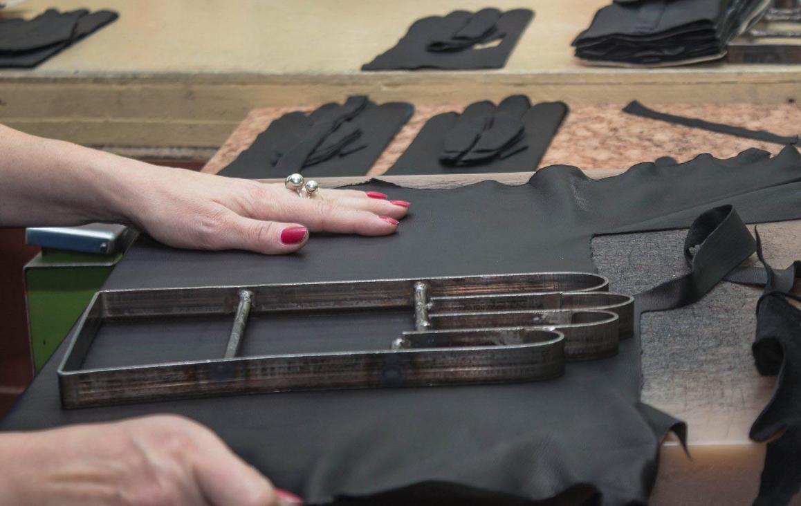 як організувати бізнес з виробництва шкіряних рукавичок