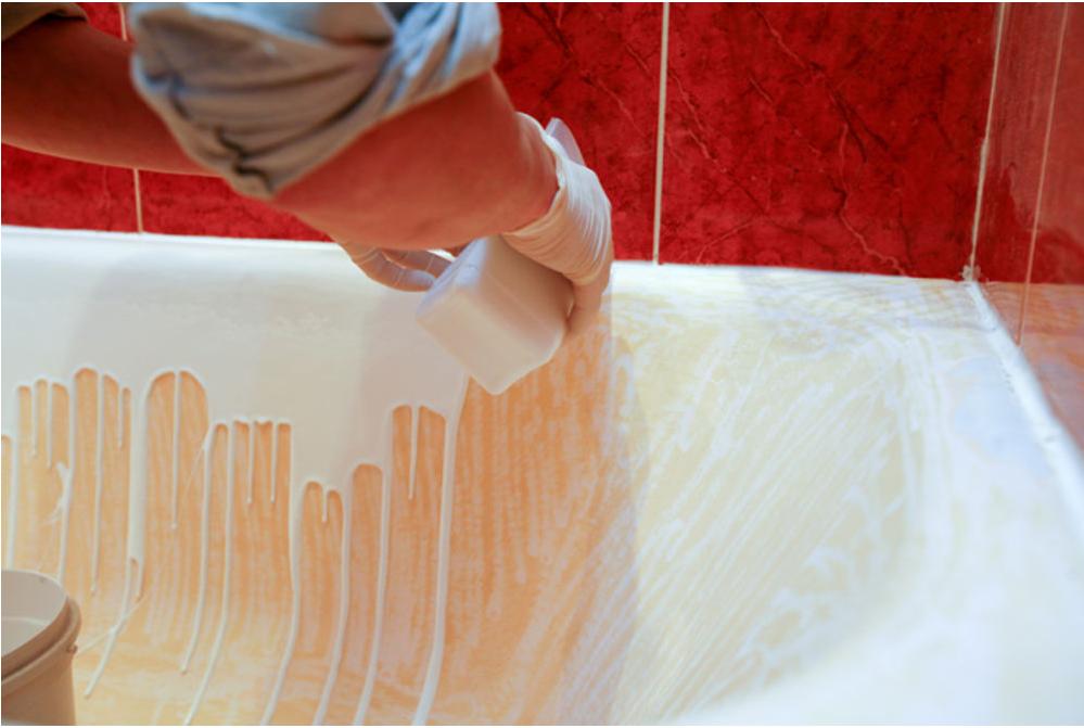 як організувати бізнес по реставрації ванн