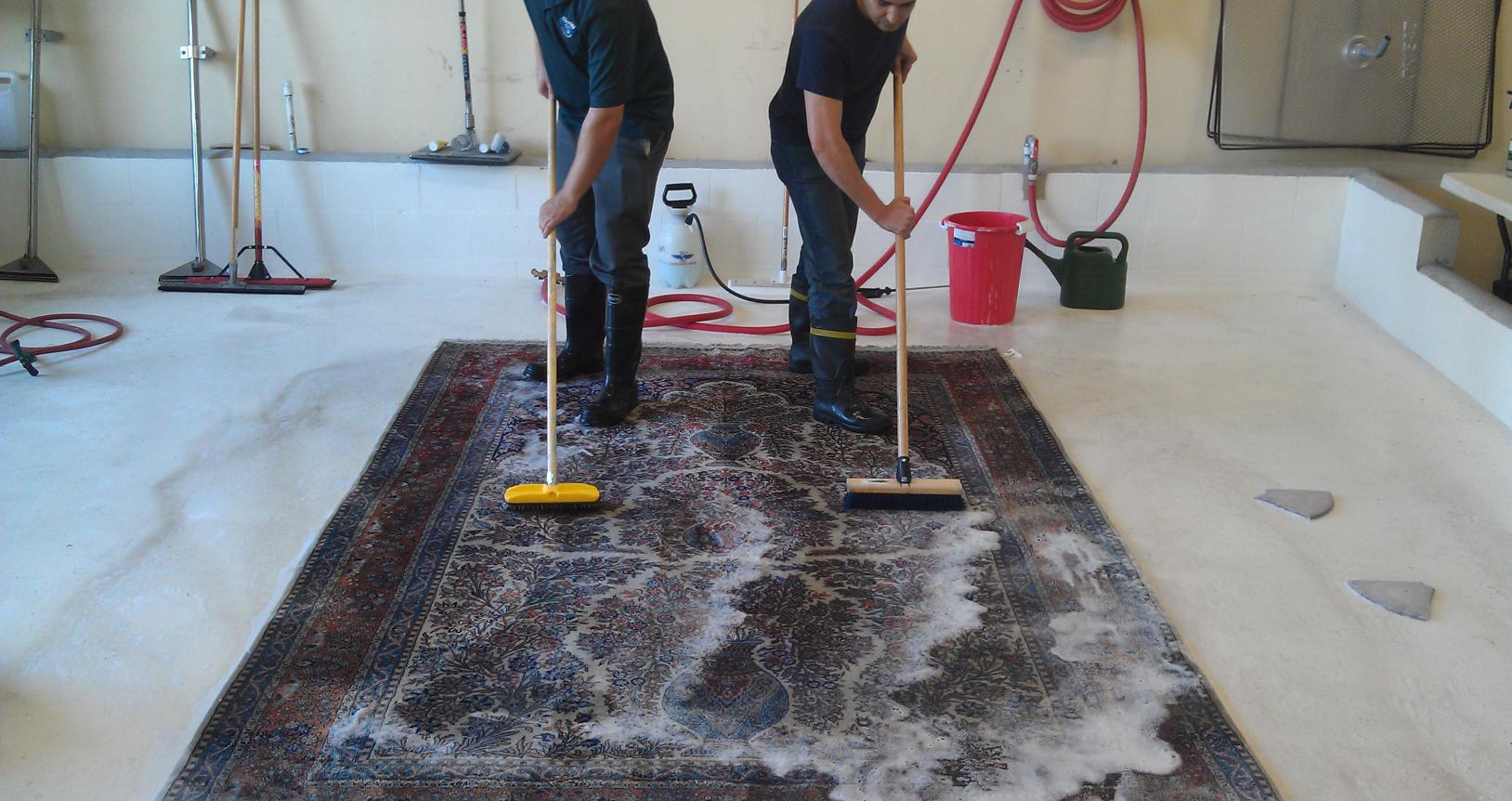 як організувати бізнес з чищення килимів
