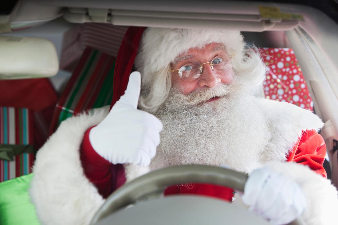 новогоднее такси как бизнес-идея