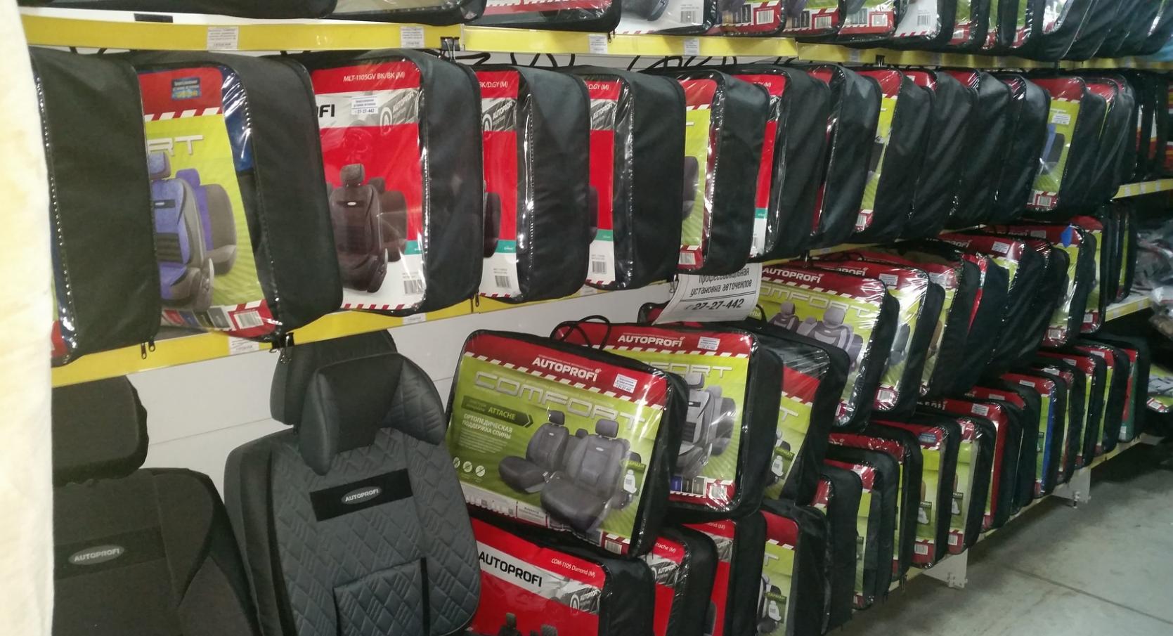 Как организовать бизнес по открытию магазина автоаксессуаров