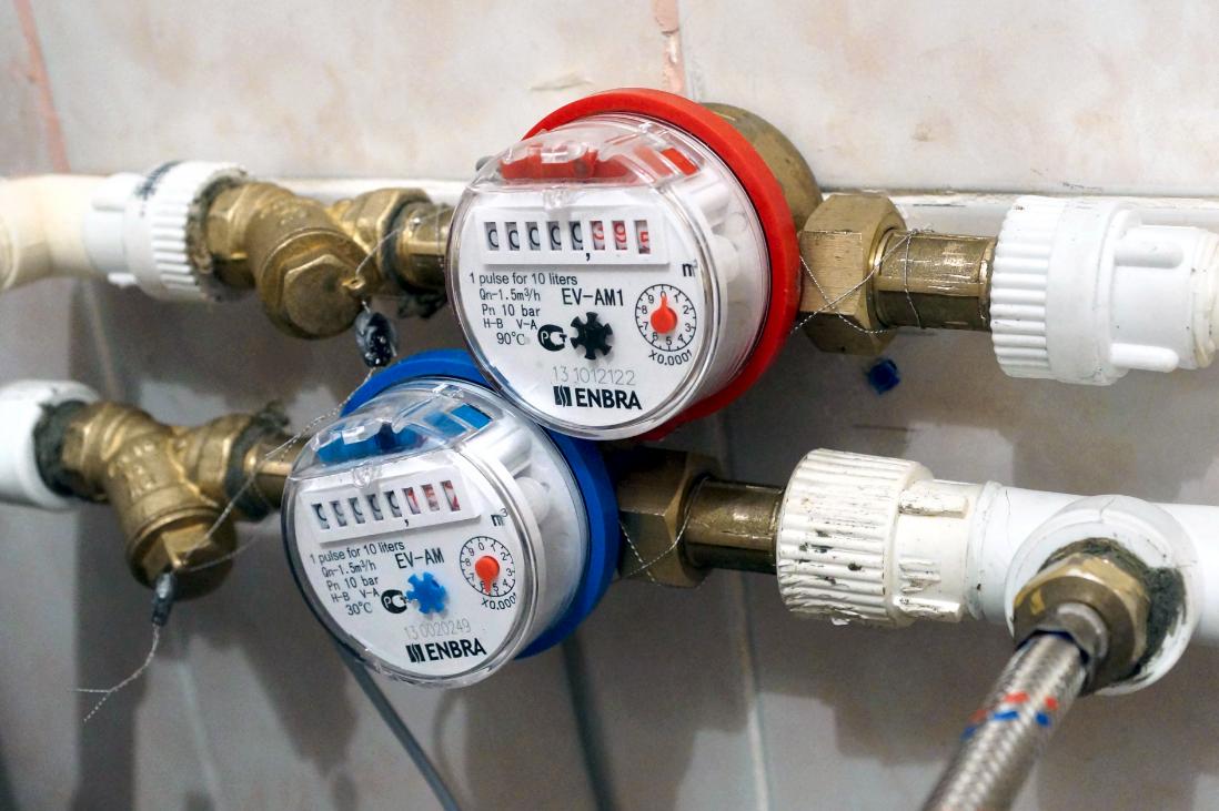 бізнес-ідея установки лічильників води