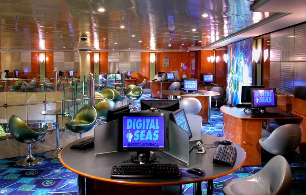 Бизнес на открытии интернет-кафе
