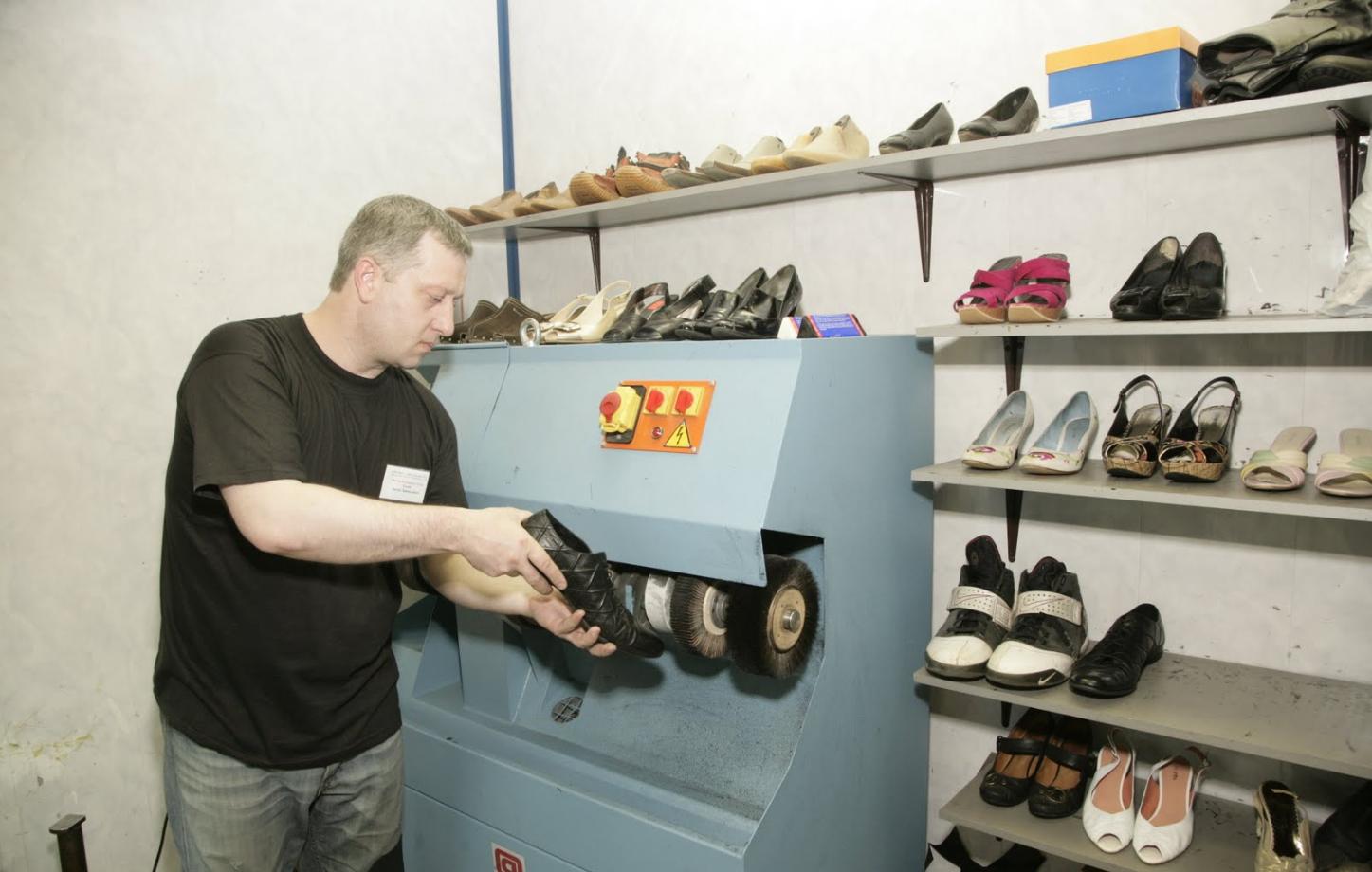 бизнес с небольшими деньгами на ремонте обуви