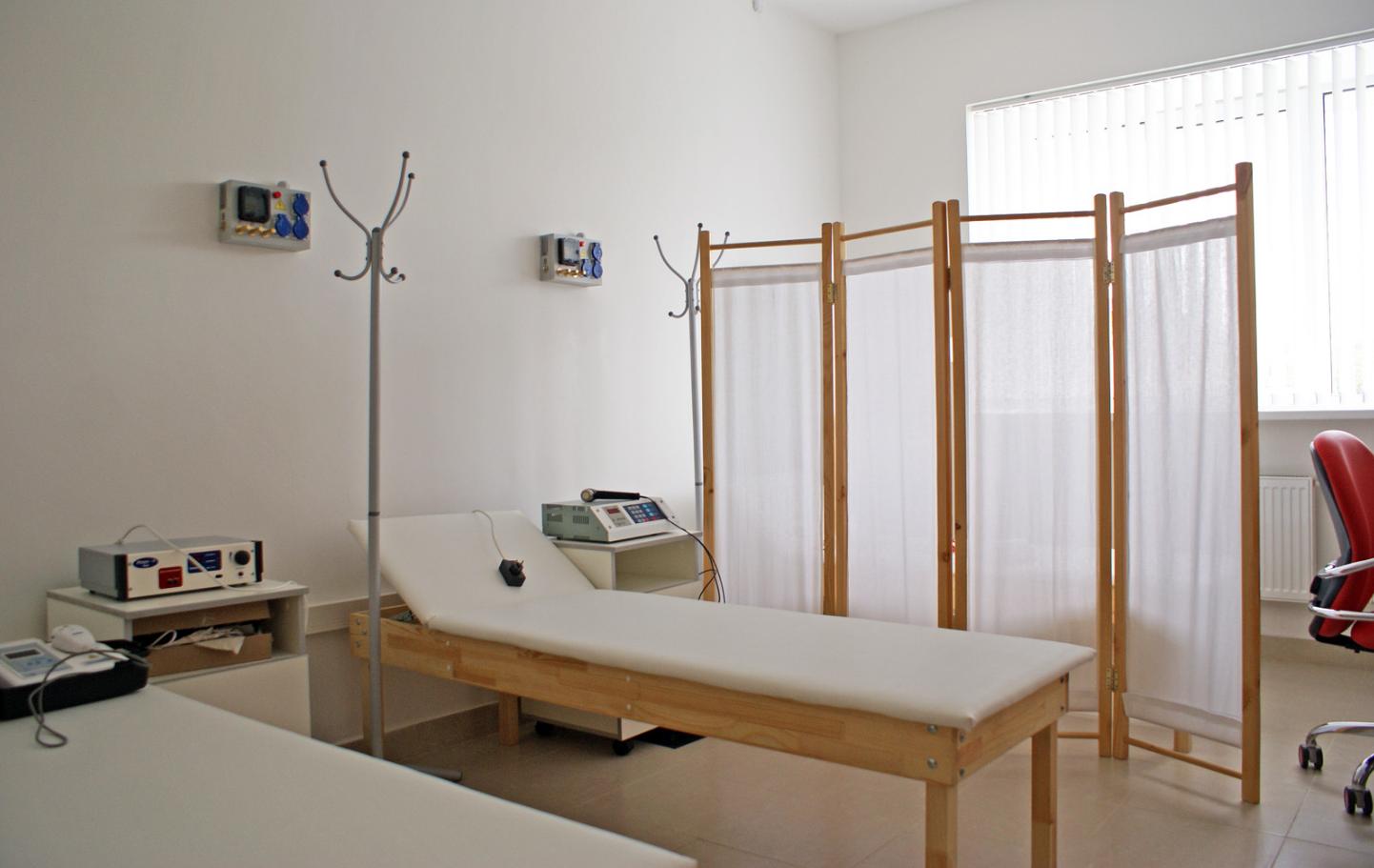 як організувати бізнес на відкритті фізіотерапевтичного кабінету