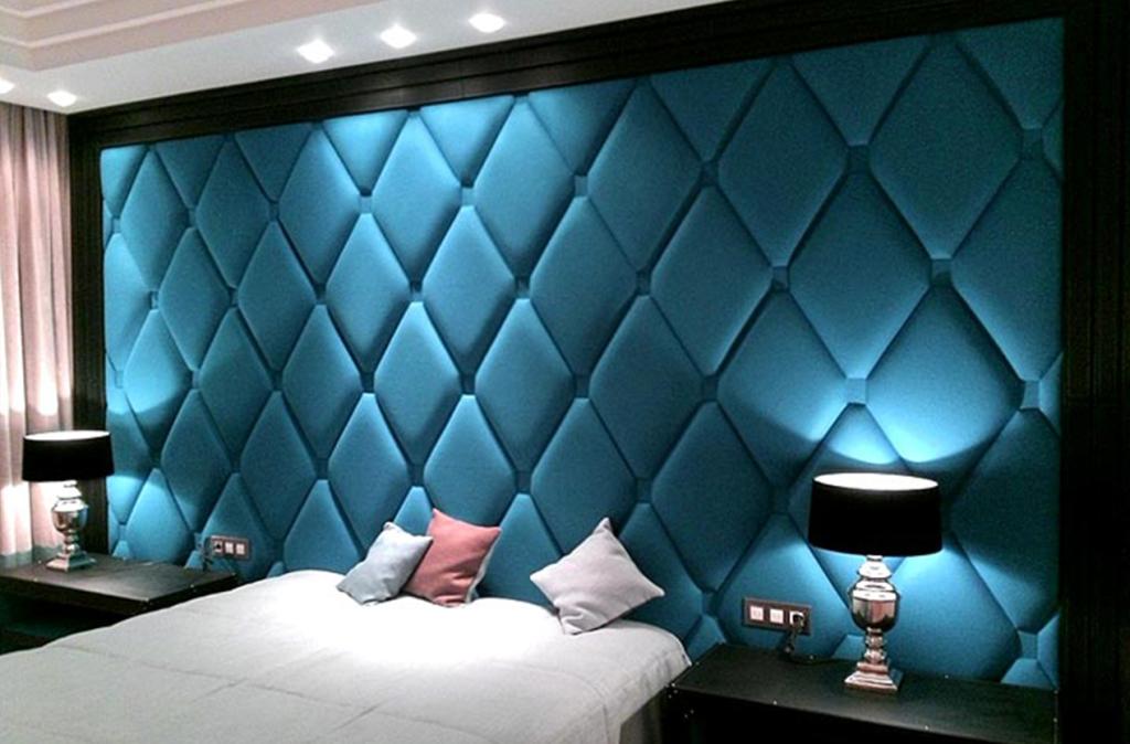 Тканевые панно и панели – декор для стен | Идеи для вашего ...