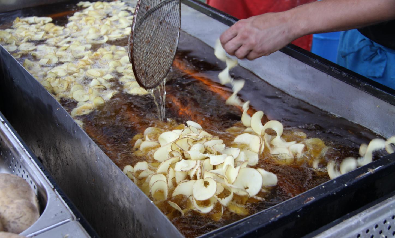 як організувати бізнес з виготовлення чіпсів