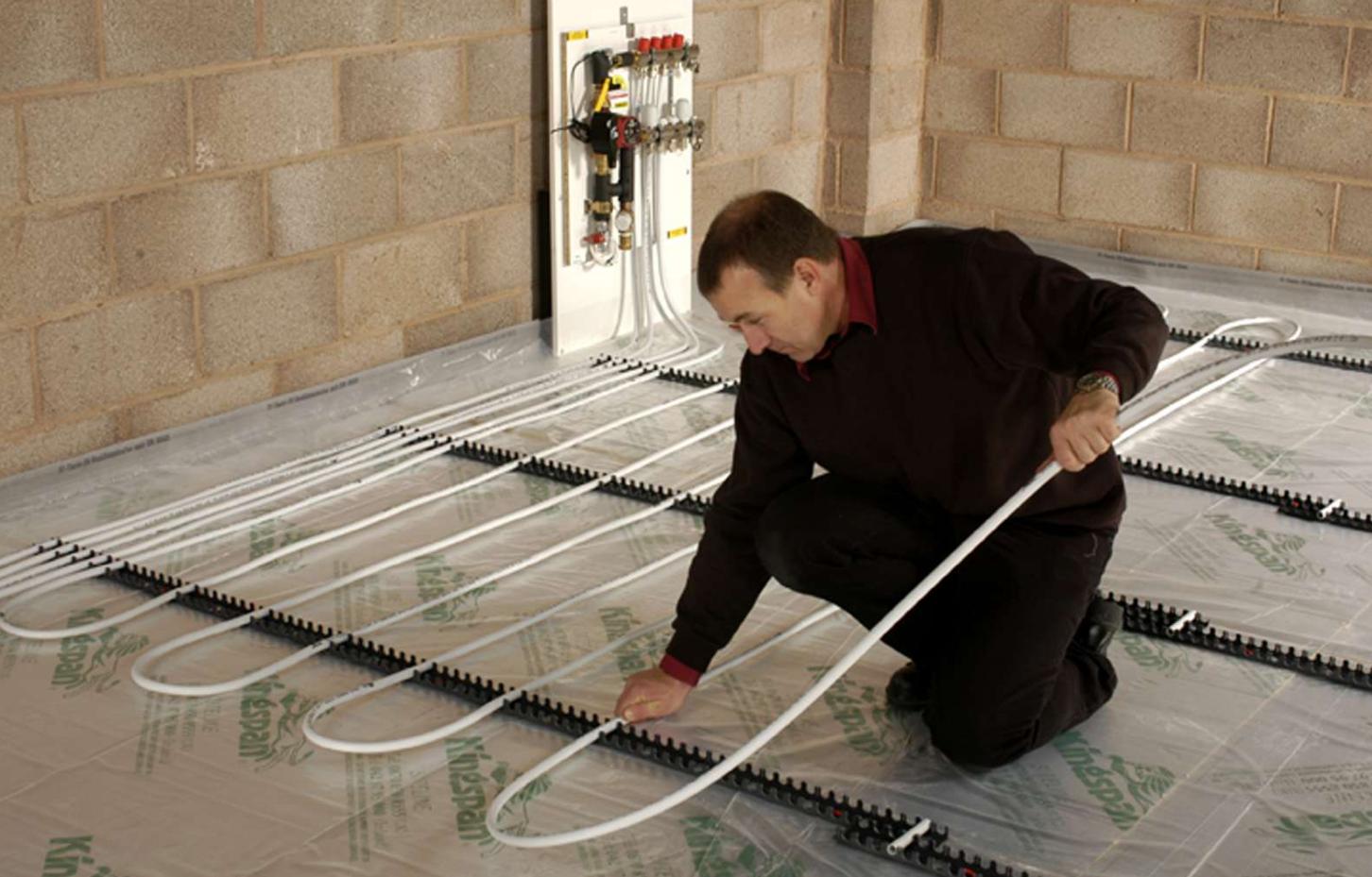 як організувати бізнес по монтажу теплих водяних підлог