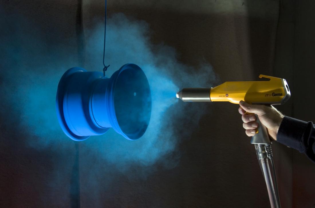 Как организовать бизнес на порошковой окраске металлических изделий