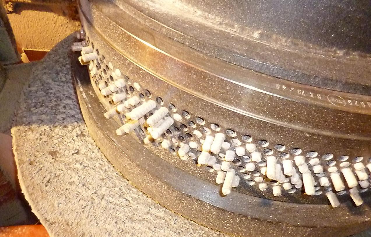 Бизнес-идея на производстве пеллет