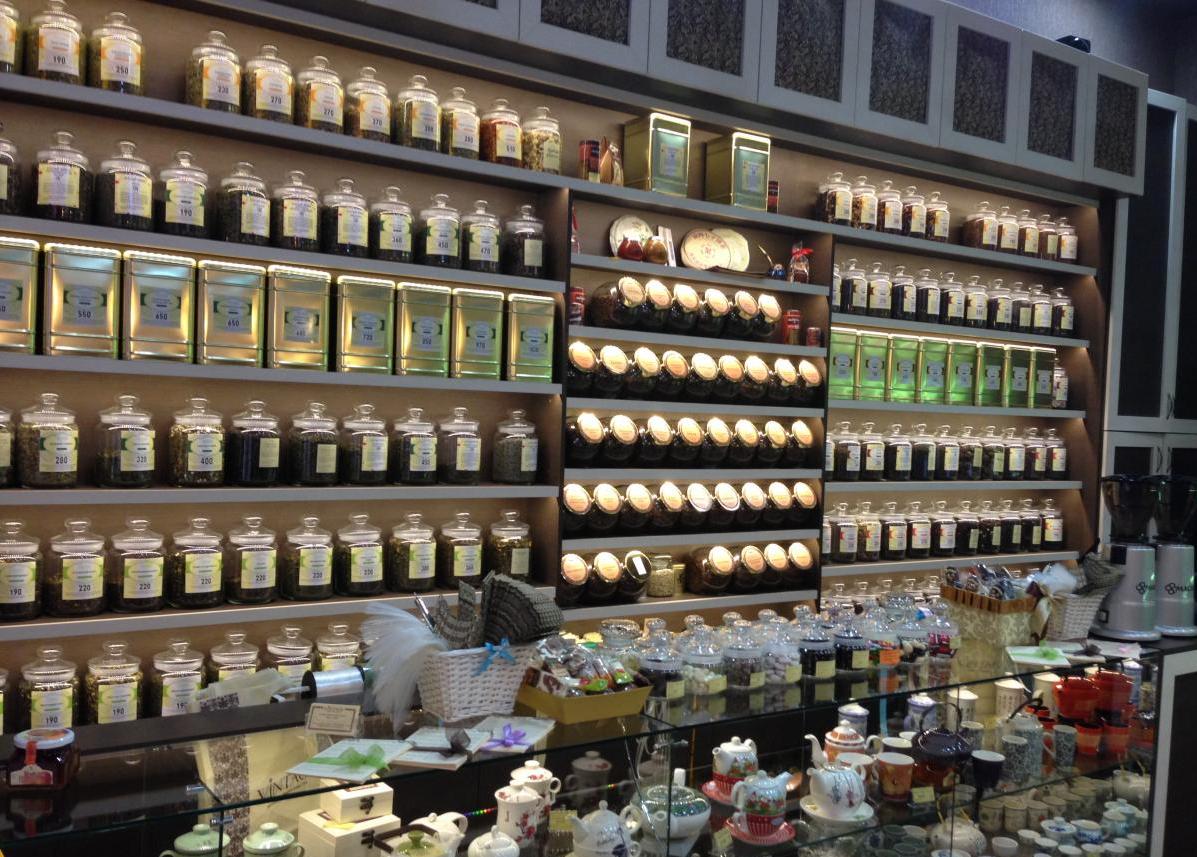 відкриття магазину кави і чаю по франшизі