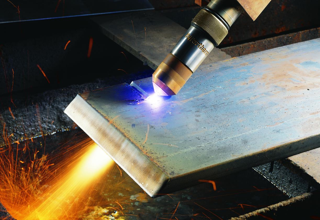 Бизнес-идея услуги плазменной резки металла