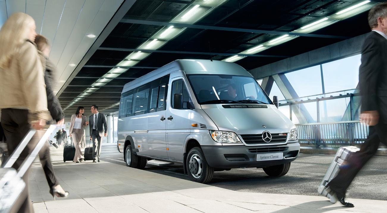 Как организовать бизнес по перевозке пассажиров