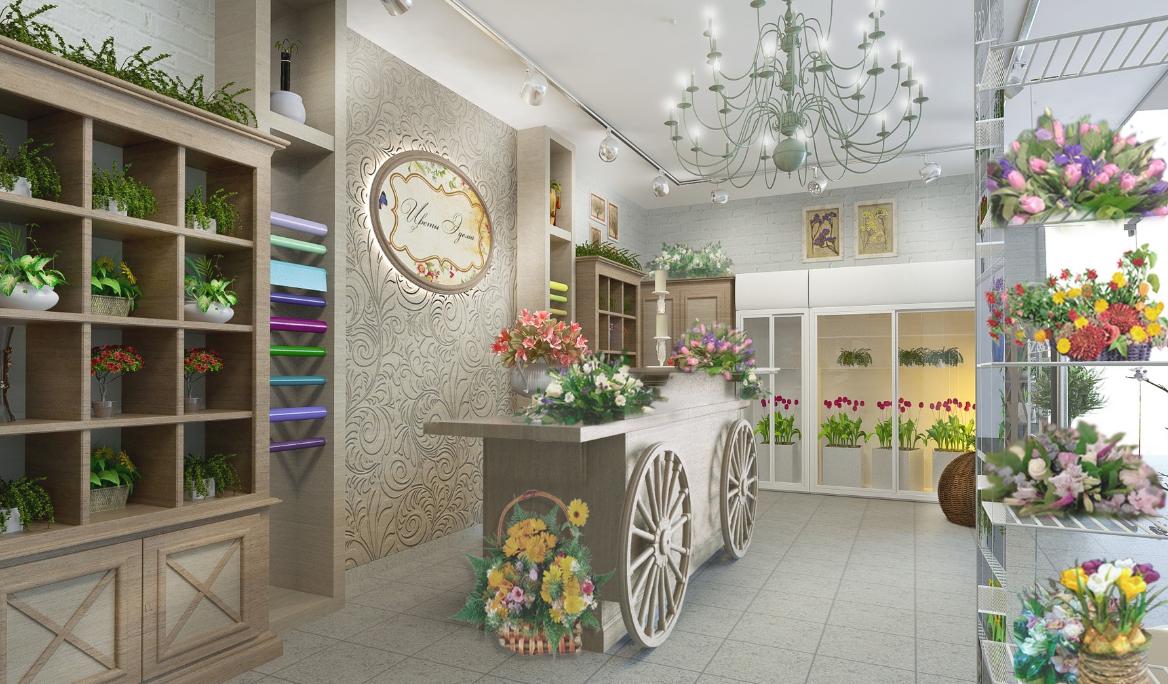 Бизнес-идея открытия цветочного магазина