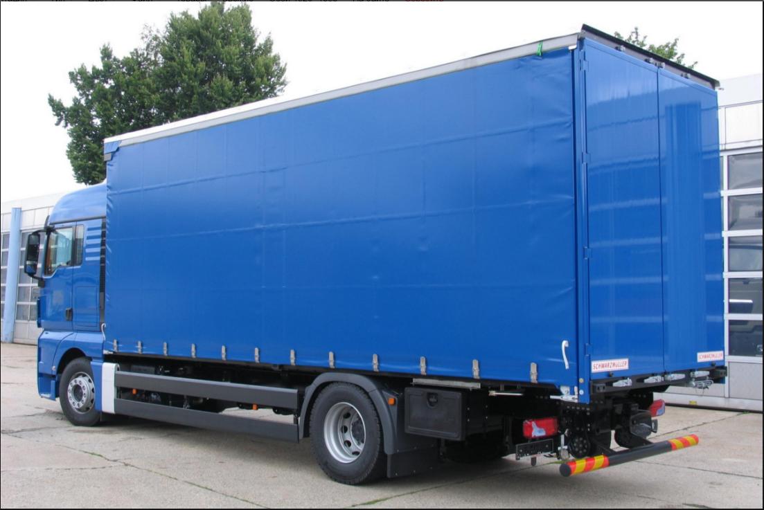 Как организовать бизнес на ремонте тентов грузовых машин