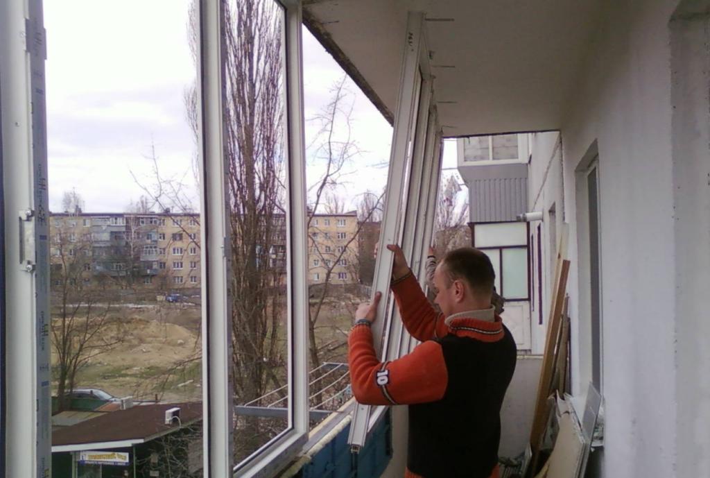 Утепление пола на балконе в москве и московской области.