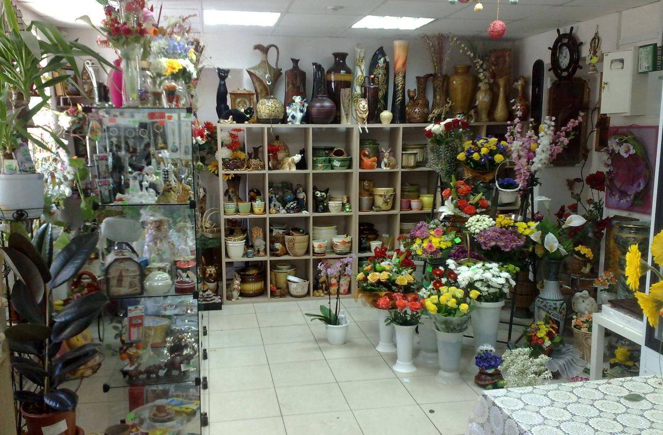 Бизнес-идея открытия цветочного салона