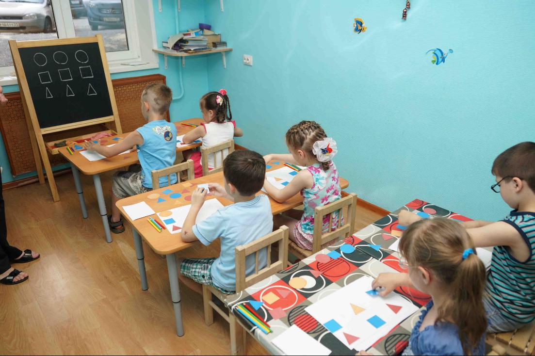 Бизнес-идея центр подготовки детей к школе