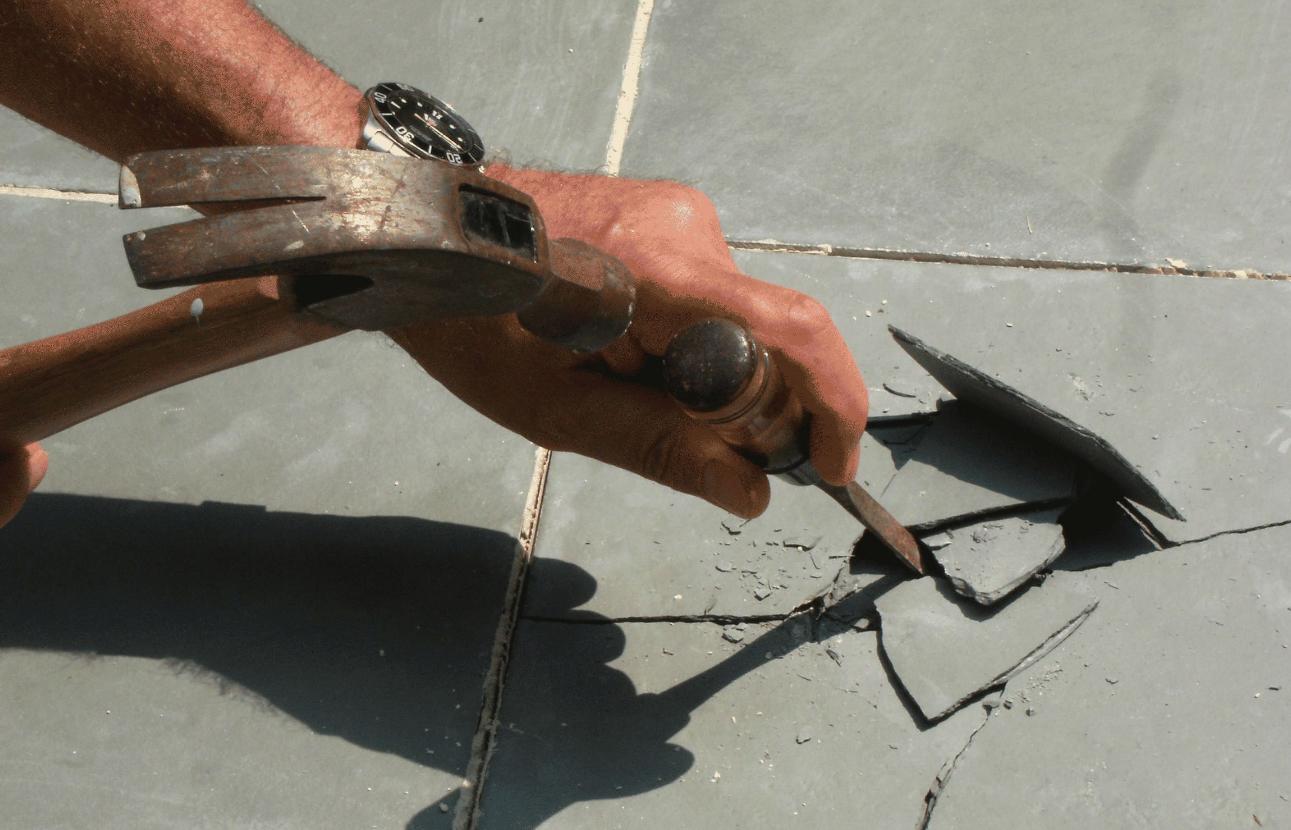 бизнес-идея ремонта керамической плитки