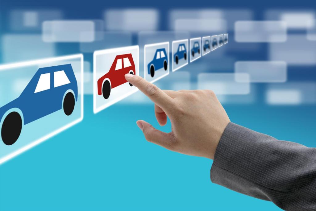 как организовать бизнес по продаже машин через интернет