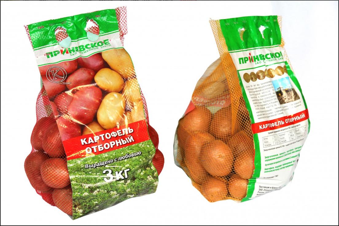 Как организовать бизнес на фасовке картофеля