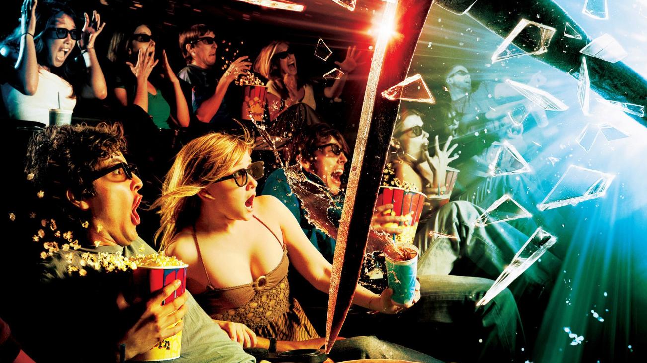 Как организовать работу мобильного 5D кинотеатра