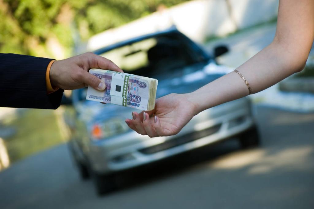 как продавать автомобили через интернет