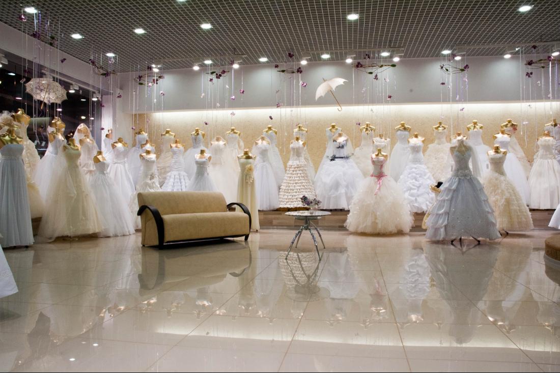бизнес-идея открытия современного свадебного салона