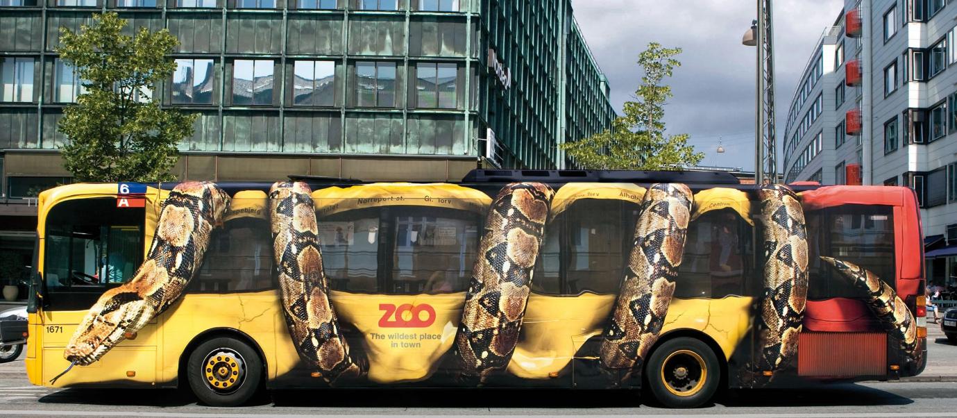 Бизнес-идея размещения рекламы на автомобилях