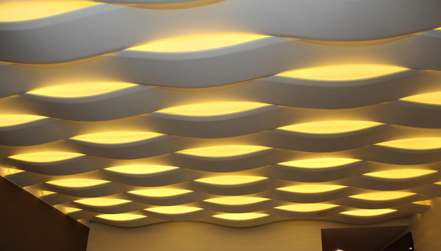Бизнес-идея установки акриловых потолков