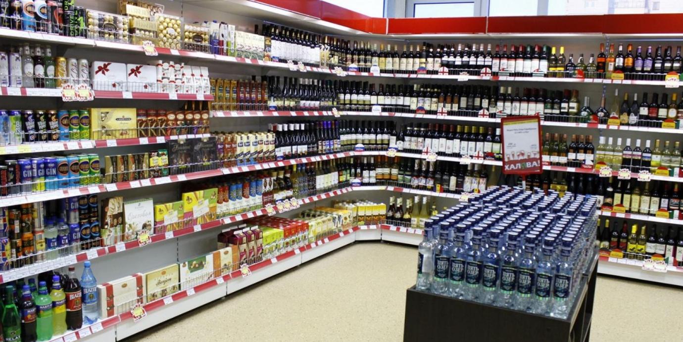 как организовать бизнес на открытии алкомаркета