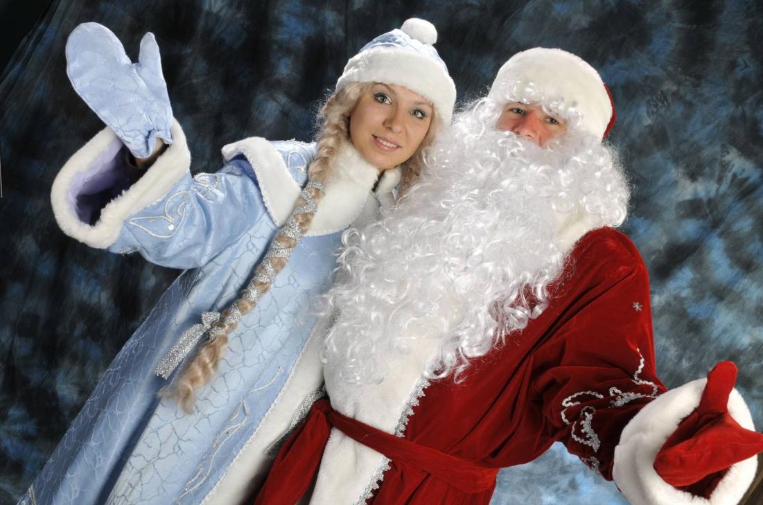 Как организовать бизнес по выезду Деда Мороза и Снегурочки на дом