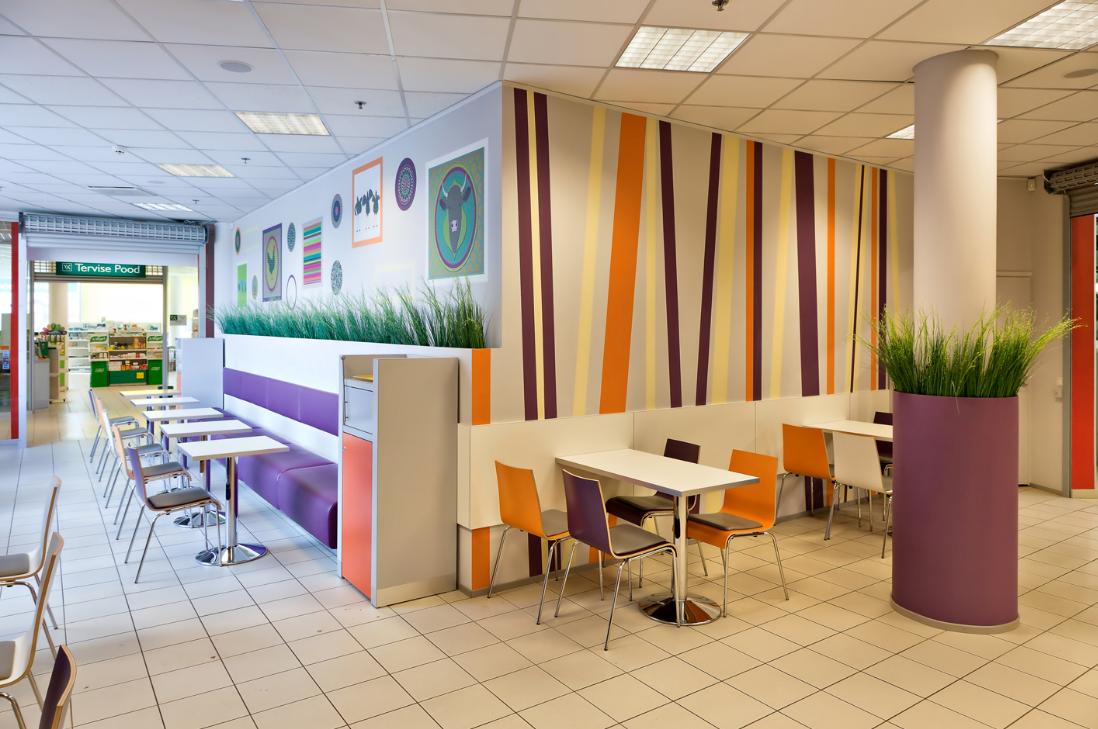 Как организовать бизнес по открытию кафе быстрого питания