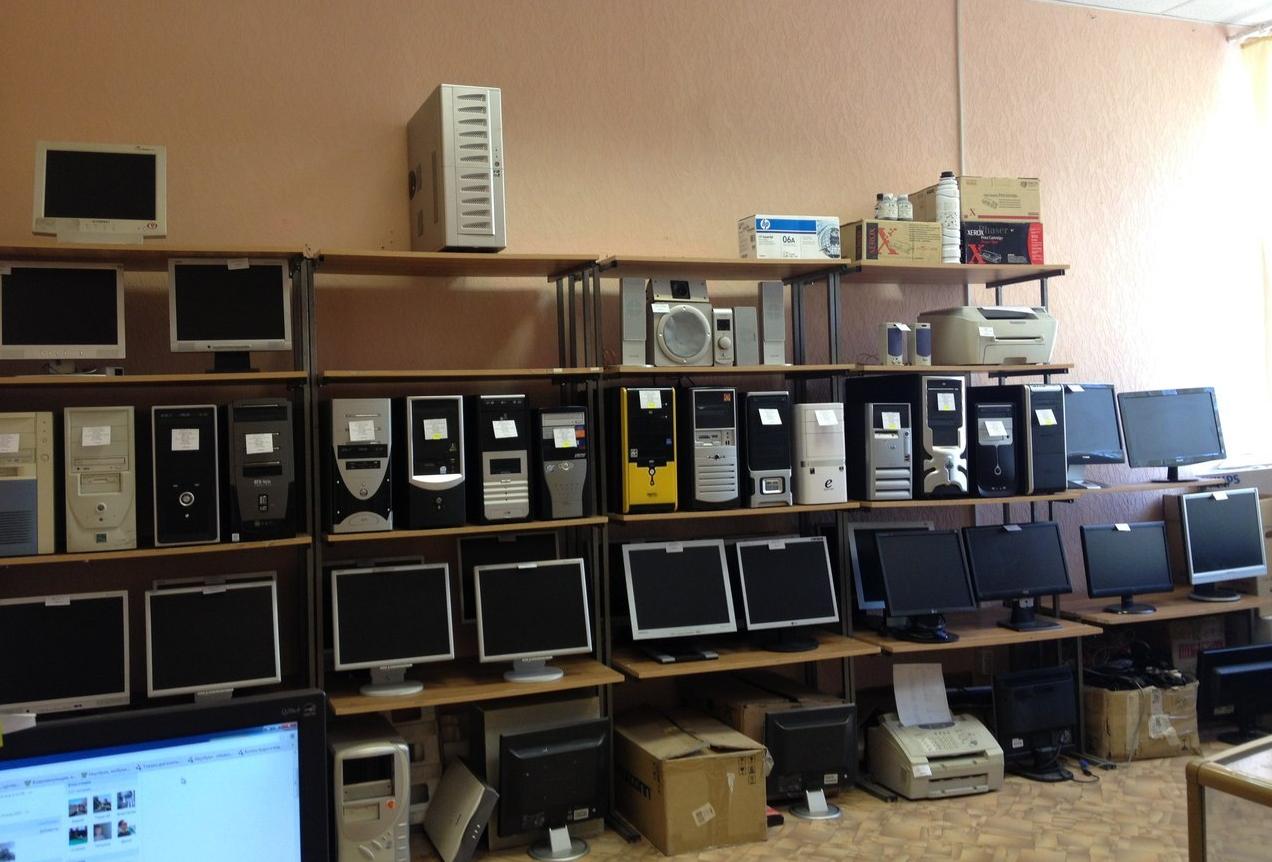 Как организовать бизнес по открытию комиссионного магазина оргтехники