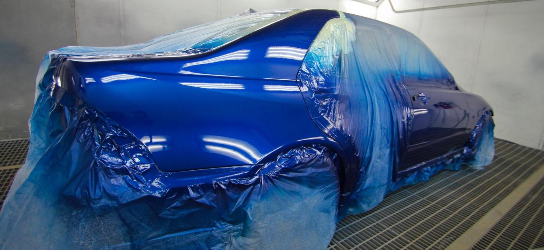 Как организовать бизнес на покраске автомобилей