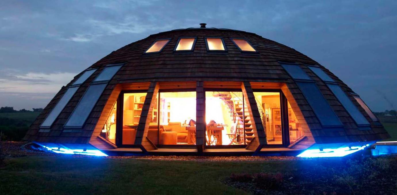 Как организовать бизнес на строительстве купольных домов
