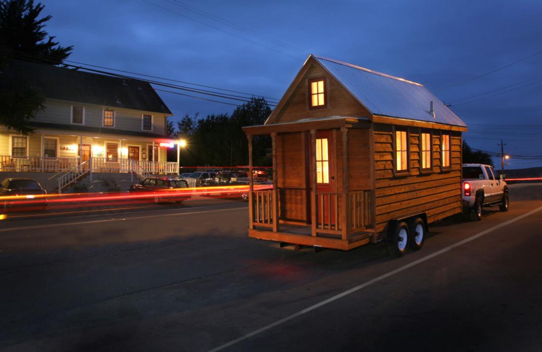бизнес-идея производства мобильных домиков для отдыха