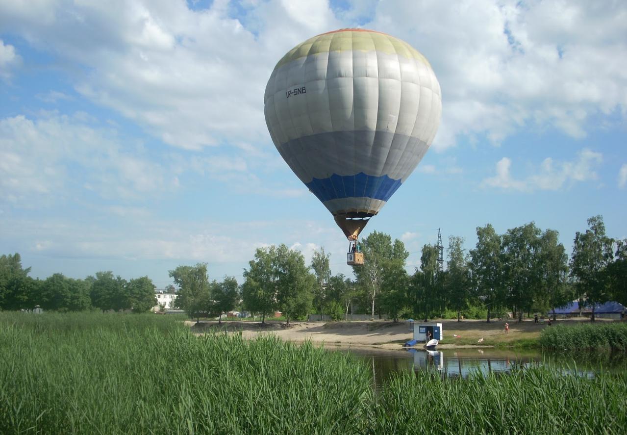 Как организовать бизнес по катанию на воздушных шарах