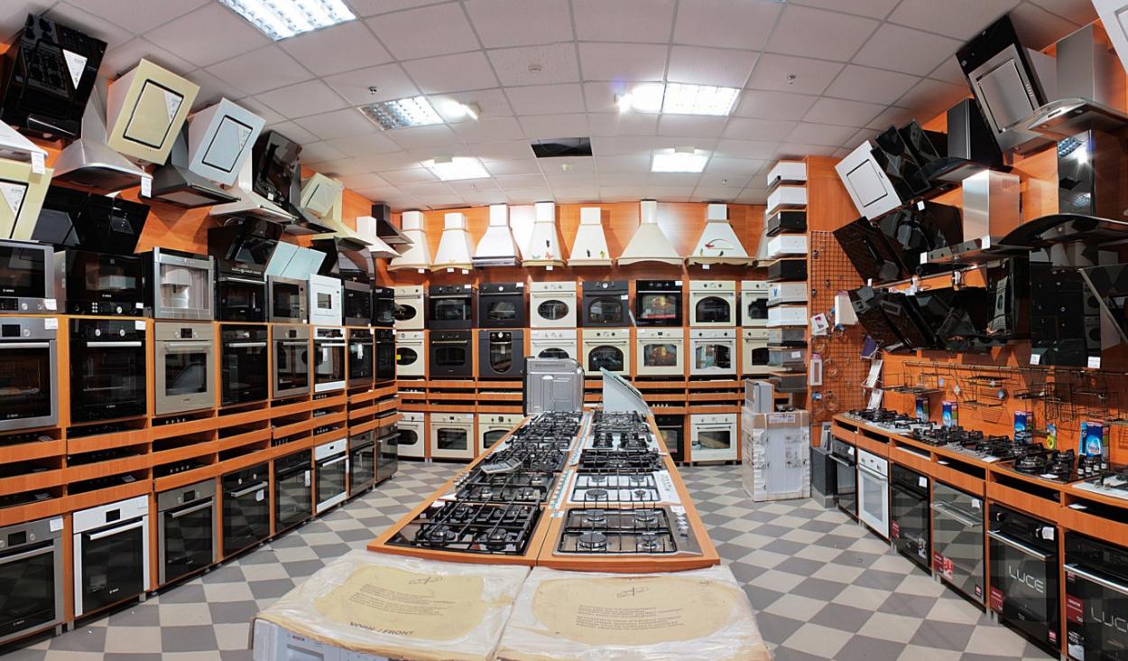 Бизнес на открытии магазина бытовой техники