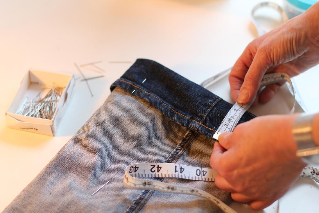 Бизнес-идея ремонта одежды